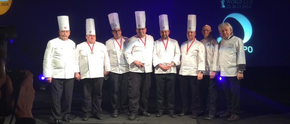 Culinary World Cup 2014 | Luxemburg
